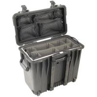 Pelican 1440 Case With Utility Padded Divider & Lid Organizer