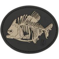 Maxpedition Piranha Bones Patch Glow