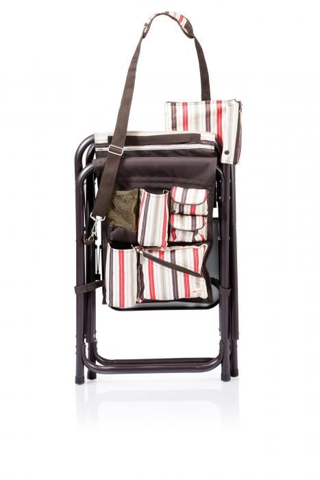 Picnic Time Sports Camping Chair-Moka 809-00-777