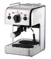 Dualit 3 in1 Espresso Machine w/ Bonus NX Adapter - Polished Chrome