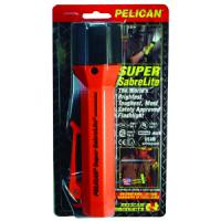 Pelican Products Super SabreLite Laserspot 3 C-Cell, Orange
