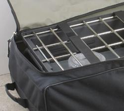 Camp Chef 3-Burner Roller Bag