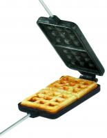 Rome Industries Mountain Cast Iron Waffle Maker