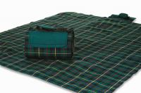 "Mega Mat Folded Picnic Blanket with Shoulder Strap - 48"" x 60"" (Classic Pine)"