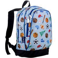 Olive Kids Game On Sidekick Backpack