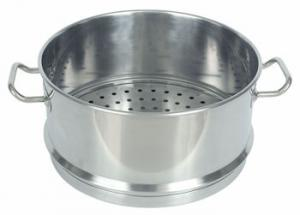 Bayou Classic Stainless Steel Steam Topper, Large