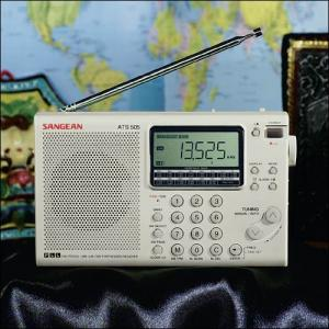 Portable Radios by Sangean