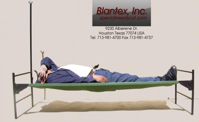 Blantex Cholera Bed