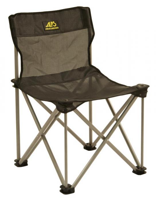 ALPS Mountaineering Adventure Chair - Black