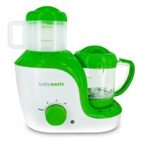 Smart Planet Baby Food Maker All In One Steamer and Food Processor