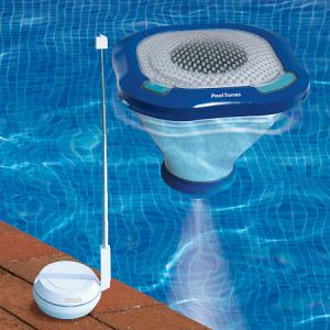 iPod/MP3 Player Speakers by Swimline