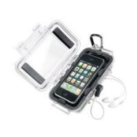 Pelican i1015 MP3 Case w/Solid Lid - Black