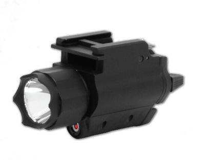 NcStar Red Laser Sight/3W Light Combo