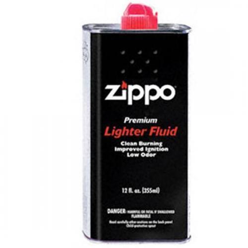 Zippo Lighter Fluid 12 Oz. Can, Single Can