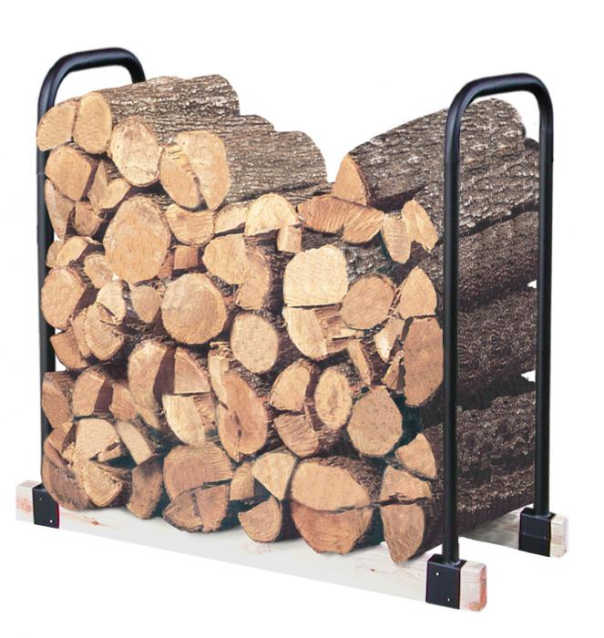 Landmann KD Adjustable Firewood Rack (32mm tube)