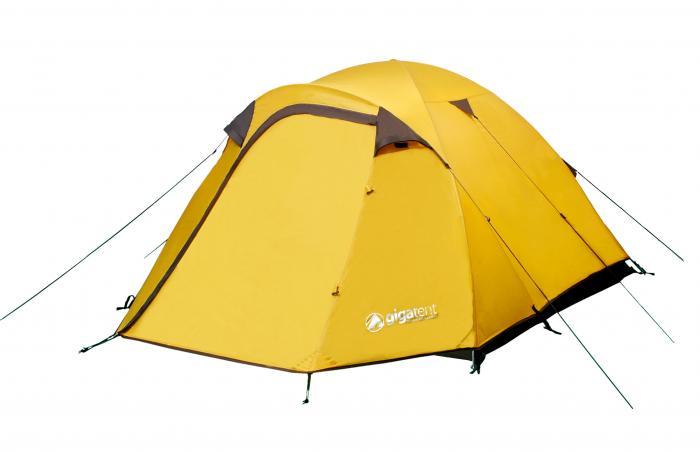 Gigatent Mt. Washington Family Dome Tent