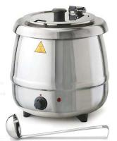 Tomlinson Glenray 10.5 qt. Soup Warming Kettle, Stainless Steel