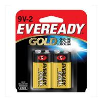 Energizer Eveready Gold 9V /2
