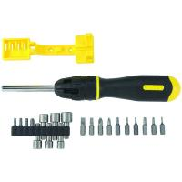Stanley 62-574 20-piece Multi-bit Screwdriver Set