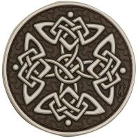 Maxpedition Celtic Cross Patch Arid