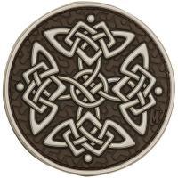 Maxpedition Celtic Cross Patch Arid