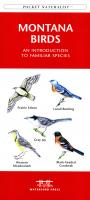 Waterford Montana Birds