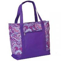 Picnic Plus Lido 2-in-1 Cooler Bag - Purple Envy