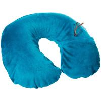 Travel Smart By Conair TS22TEAL Inflatable Fleece Neck Rest (Teal)