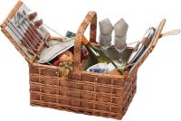 Picnic Plus Sebago 2-Person Picnic Basket