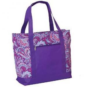 Picnic Plus Lido 2-in-1 Cooler Bag - Purple Envy
