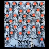 (4) Pack Zombie Face Off Targets