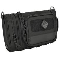 Hazard4 Reveille, Rugged Grooming Kit/Heavy-Duty Toiletry Bag, Black