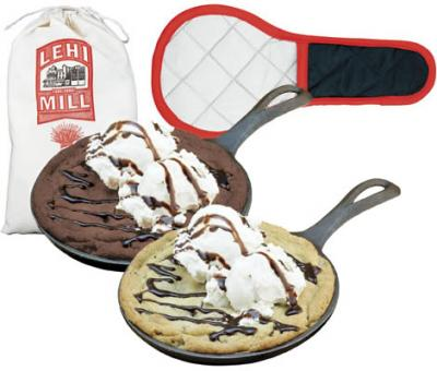 Camp Chef Skookie Cast Iron Skillet