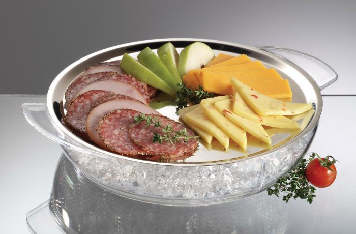 Prodyne IC10 Iced Platter