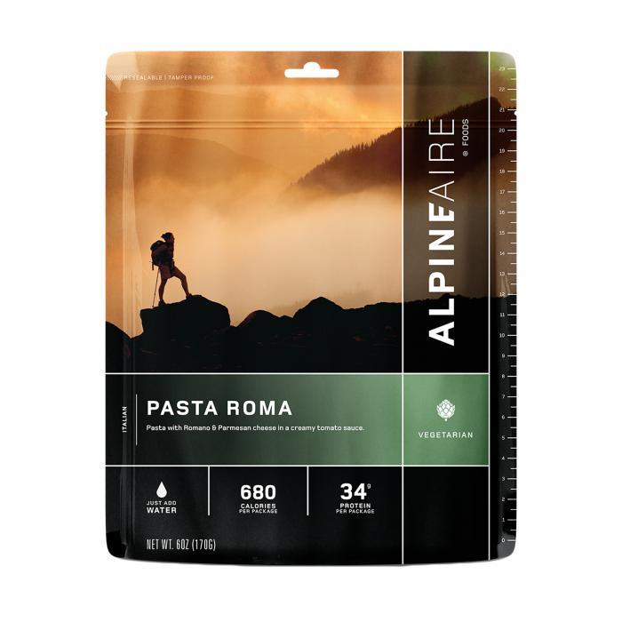 Pasta Roma Serves 2