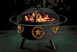 Fire Pits by Stone River