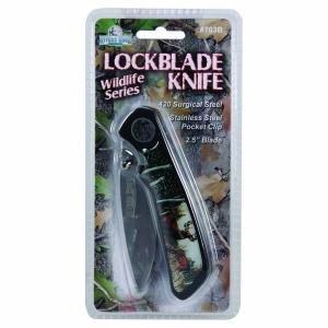Single Blade Pocket Knives by Rivers Edge Products