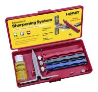 Lansky Standard 3-Stone Knife Sharpening Kit