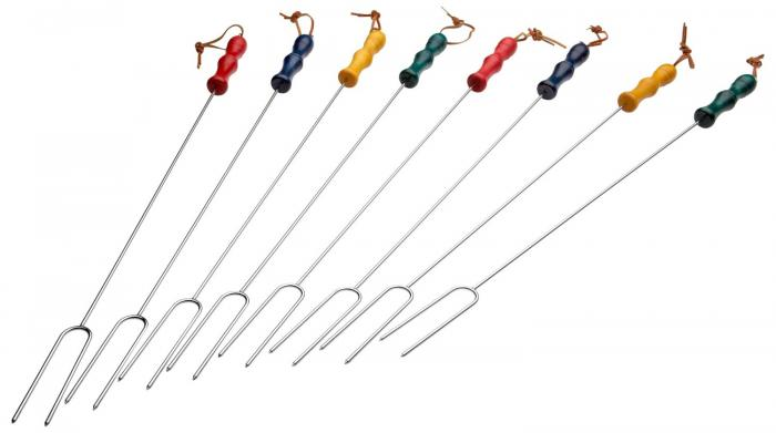 Rome Picnic Fork Assorted Colors