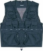 Humvee Tactical Vest - Black, Large