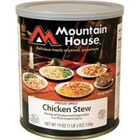 Mountain House Chicken Stew - 10 One Cup Servings