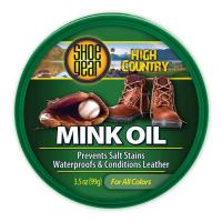 Shoe Gear High Country Mink Oil - 3.5 Oz