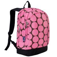Olive Kids Big Dot Pink Sidekick Backpack