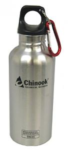 Chinook Cascade Wide Stainless Stell 16 Ounce Beverage Bottle