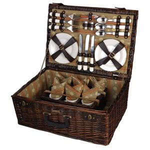 Picnic Baskets for 6 by Picnic and Beyond