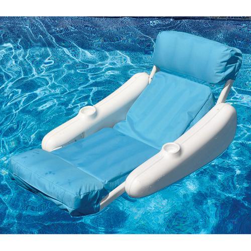 Swimline SunChaser Sunsoft Luxury Lounger