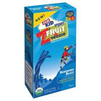 Clif Bar Zfruit & Veggie Blueberry - 5Pk