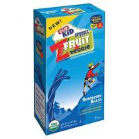 Clif Bar Zfruit & Veggie Blueberry - 5Pk