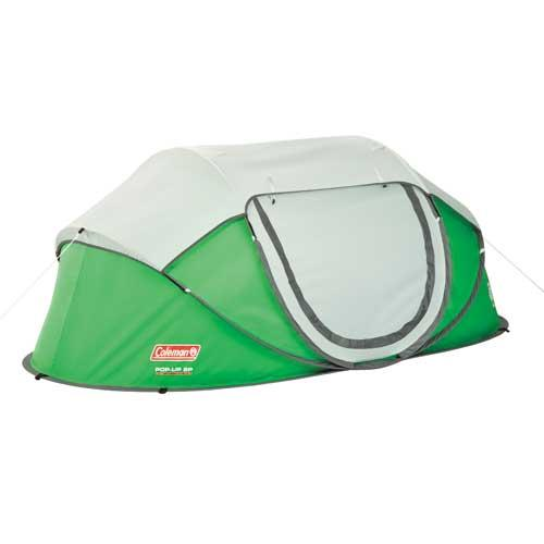 Coleman Pop-Up Tent - 2 Person