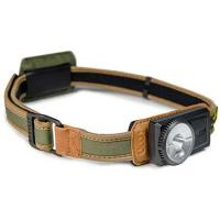 UCO A120 LED Headlamp, Vintage Green, 120 lm, 3x AAA